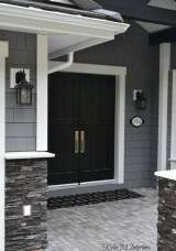 Ideas To Make Your Home Look Elegant With Vinyl Siding Color28