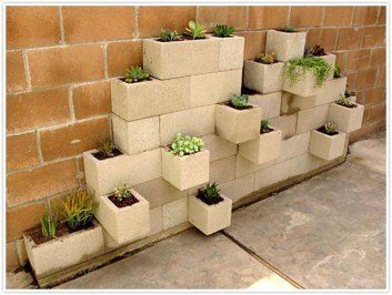 Inspire Ideas To Make Bricks Blocks Look Awesome In Your Home09