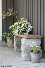 Inspire Ideas To Make Bricks Blocks Look Awesome In Your Home28
