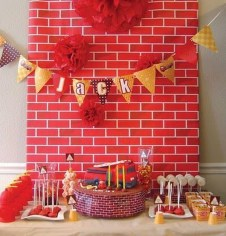 Inspire Ideas To Make Bricks Blocks Look Awesome In Your Home31