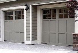 Inspiring Home Garage Door Design Ideas Must See11