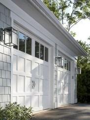 Inspiring Home Garage Door Design Ideas Must See17