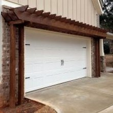 Inspiring Home Garage Door Design Ideas Must See34