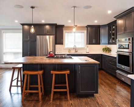 Inspiring Rustic Wooden Floor Living Room Design06