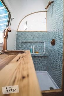Inspiring Rv Bathroom Makeover Design Ideas20