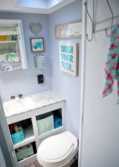Inspiring Rv Bathroom Makeover Design Ideas21