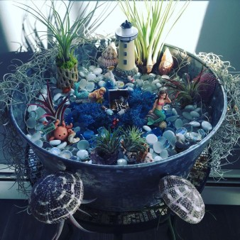 Stunning Fairy Garden Miniatures Project Ideas16