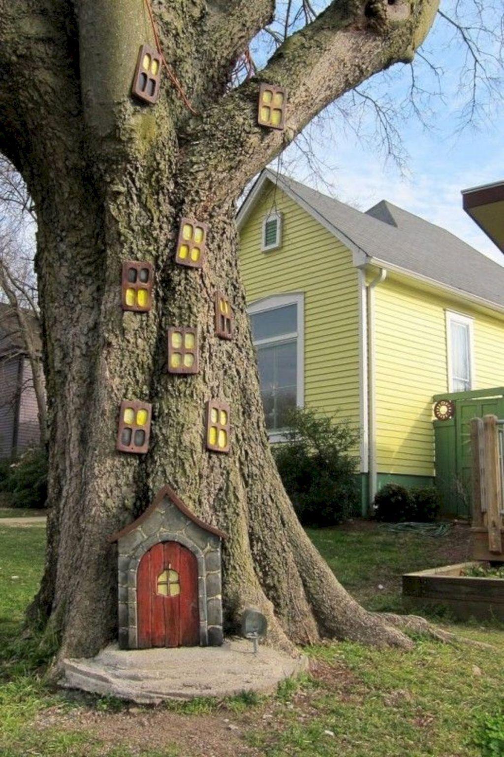 Stunning Fairy Garden Miniatures Project Ideas20