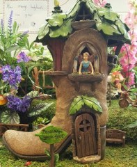 Stunning Fairy Garden Miniatures Project Ideas24