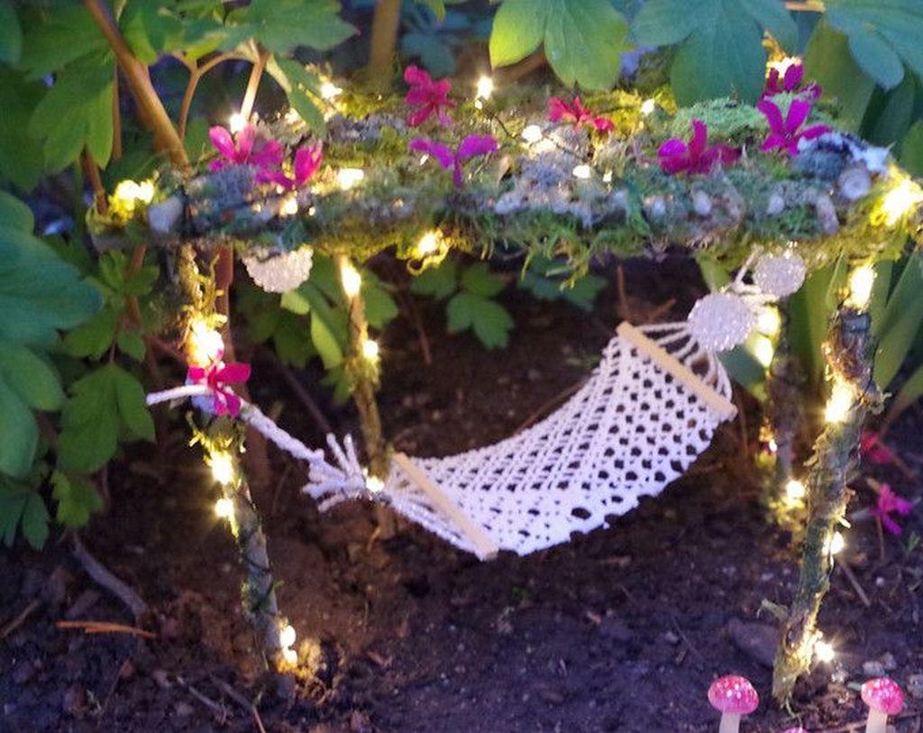 Stunning Fairy Garden Miniatures Project Ideas49