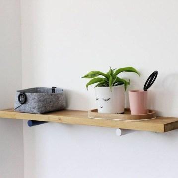 Amazing Diy Floating Wall Corner Shelves Ideas26