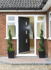 Awesome Front Door Planter Ideas19