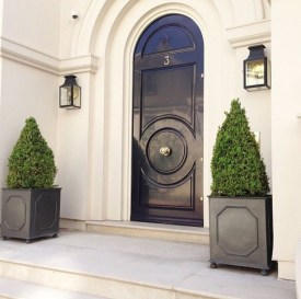 Awesome Front Door Planter Ideas30