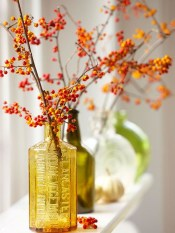 Awesome Ideas To Make Glass Jars Garden For Your Home Decor03