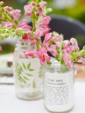 Awesome Ideas To Make Glass Jars Garden For Your Home Decor04