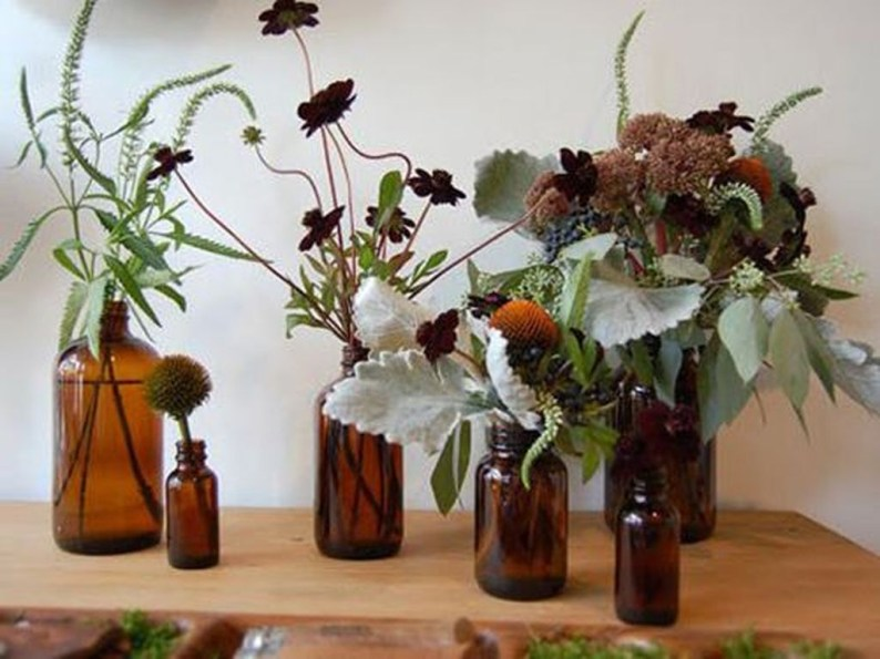 Awesome Ideas To Make Glass Jars Garden For Your Home Decor32
