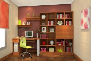 Awesome Study Room Ideas For Teens07