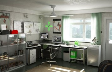 Awesome Study Room Ideas For Teens10