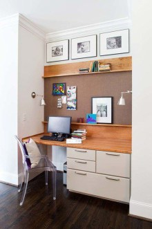Awesome Study Room Ideas For Teens16
