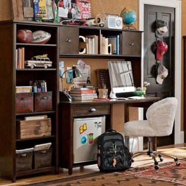 Awesome Study Room Ideas For Teens23