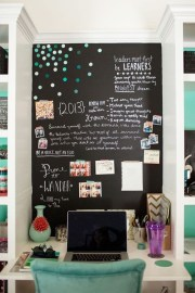 Awesome Study Room Ideas For Teens39