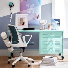 Awesome Study Room Ideas For Teens42
