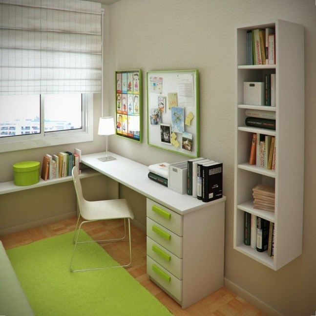 Awesome Study Room Ideas For Teens44