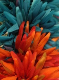 Awesome Teal Color Scheme For Fall Decor Ideas22