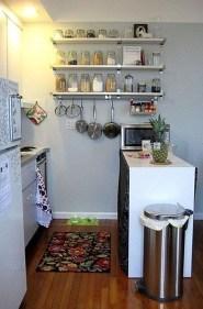 Brilliant Small Apartment Kitchen Ideas12