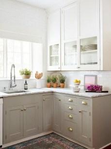 Brilliant Small Apartment Kitchen Ideas19