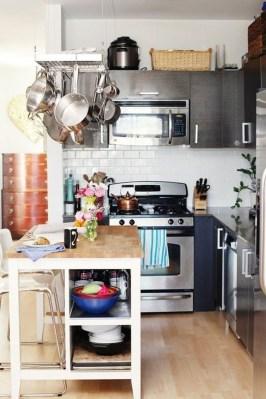 Brilliant Small Apartment Kitchen Ideas27