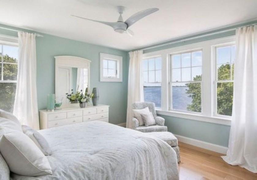 Elegant White Themed Bedroom Ideas42