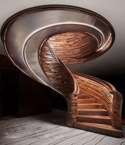 Inspiring Modern Staircase Design Ideas02