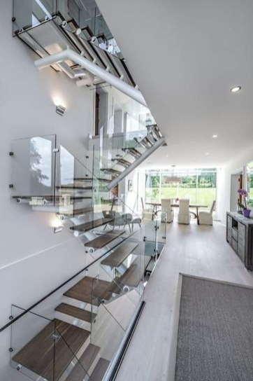 Inspiring Modern Staircase Design Ideas15