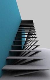 Inspiring Modern Staircase Design Ideas22