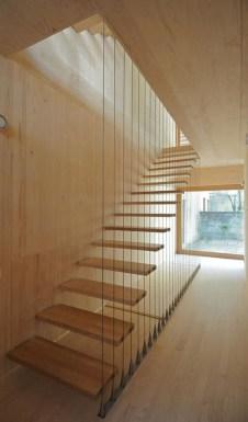 Inspiring Modern Staircase Design Ideas36