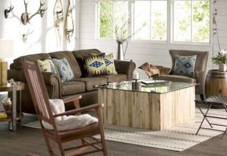 Inspiring Rustic Livingroom Decorations Home31