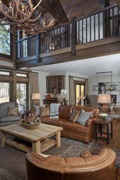 Inspiring Rustic Livingroom Decorations Home35