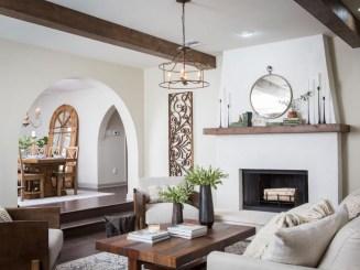 Inspiring Rustic Livingroom Decorations Home39