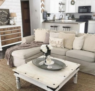 Inspiring Rustic Livingroom Decorations Home43