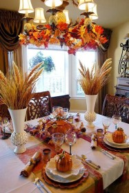 Inspiring Thanksgiving Centerpieces Table Decorations04