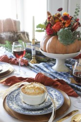 Inspiring Thanksgiving Centerpieces Table Decorations21