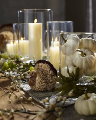 Inspiring Thanksgiving Centerpieces Table Decorations24