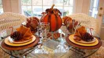 Inspiring Thanksgiving Centerpieces Table Decorations27