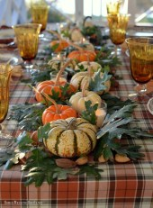 Inspiring Thanksgiving Centerpieces Table Decorations29