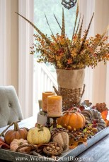 Inspiring Thanksgiving Centerpieces Table Decorations30