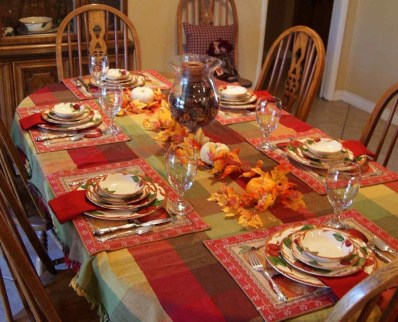 Inspiring Thanksgiving Centerpieces Table Decorations32