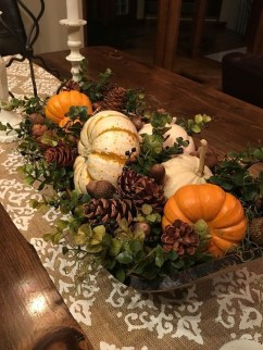 Inspiring Thanksgiving Centerpieces Table Decorations35