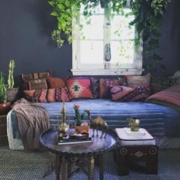 Inspiring Vintage Bohemian Bedroom Decorations29