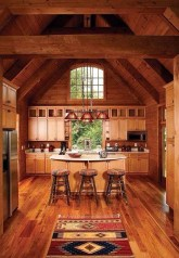 Lovely Rustic Western Style Kitchen Decorations Ideas 11